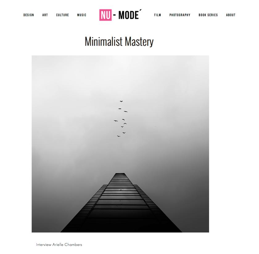 Nu-Mode' Magazine